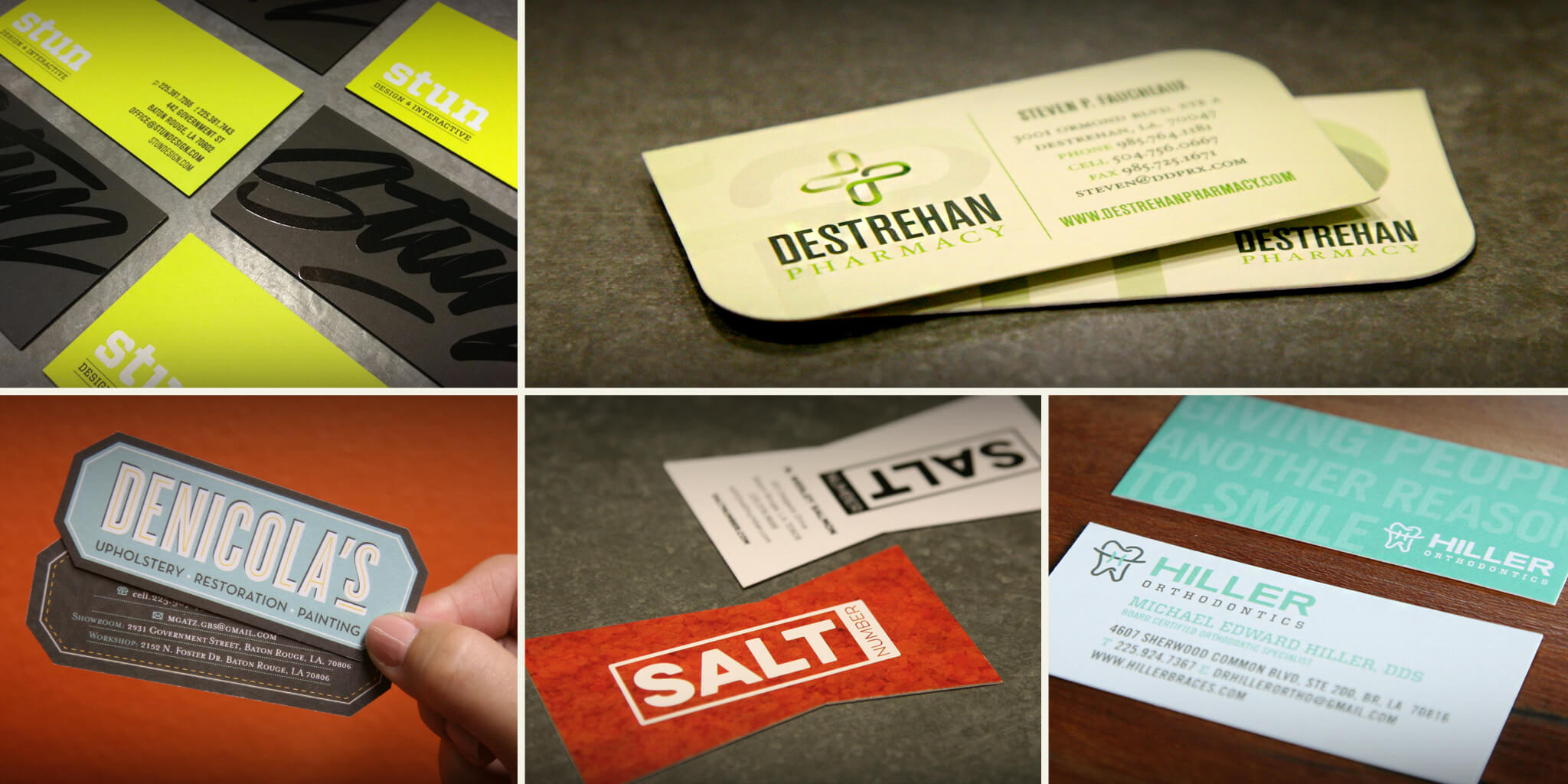 Are Business Cards Still Good for Business? | Stun Design & Interactive